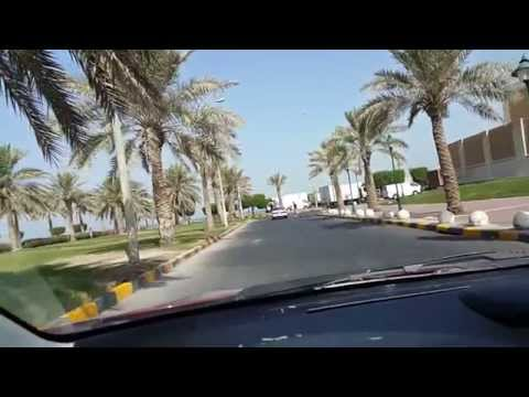 Vožnja Kuvajtom (Driving through Kuwait)