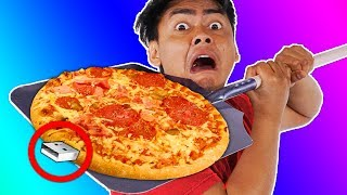 Trying Weird Pizza Gadgets You Never Knew About