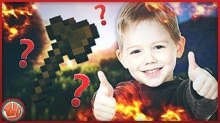 HELPER WORDT KEIHARD GETROLLED!! - Minecraft Troll
