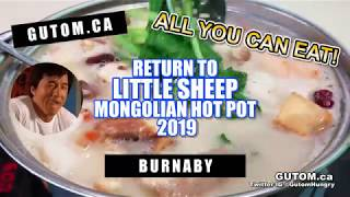ALL YOU CAN EAT HOT POT! LITTLE SHEEP MONGOLIAN HOT POT | Vancouver Food Guide Reviews - Gutom.ca
