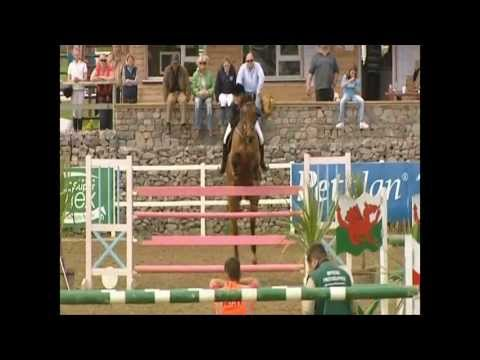 2008 British Showjumping Junior & Young Rider European Viewing Trials - Part 1