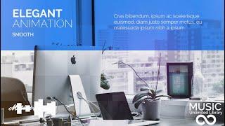 Minimal Corporate Slideshow  Premiere Pro Templates