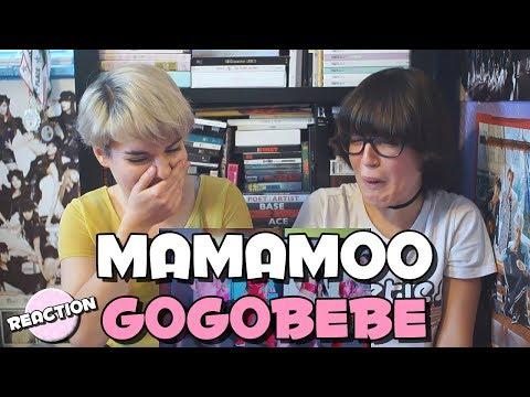 MAMAMOO 마마무 - GOGOBEBE 고고베베 ★ MV REACTION