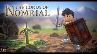 Roblox The Lords Of Normial [Walkthough] Episode 1 Killing the Orc