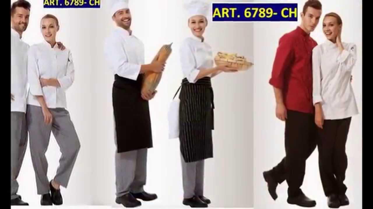 Uniforme Cocina | Uniforme De Chef Chaquetas De Cocina Mandiles Telefono 972 942