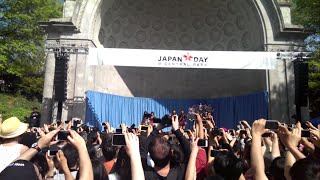 5/10/2015 Japan Day @ Central Park AKB48 - Heavy Rotation ヘビーロ...