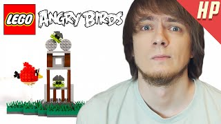 Наборы LEGO по Angry Birds!