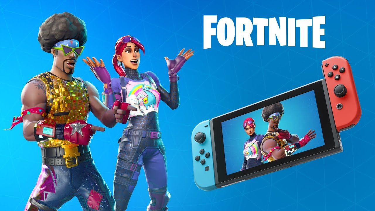 fortnite on nintendo switch play free now - fortnite free online play now