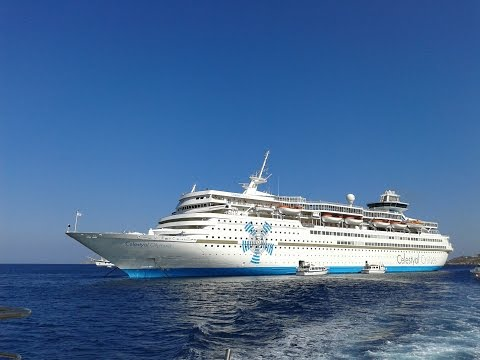 Cruiser Celestyal Olympia
