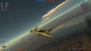 I took the worst plane in War Thunder and made it even worse