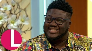 The Voice UK&#39s Roger Samuels Discusses His Family Life and the Healing Power of the Voice  Lorraine