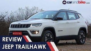 Jeep Compass Trailhawk Review | NDTV carandbike