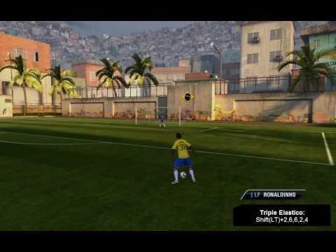 FIFA 11 Tricks / Skills Tutorial - Advanced (PC) For Keyboard And Gamepad