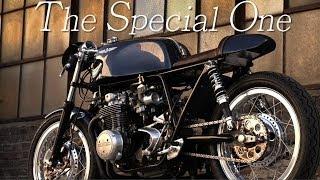 Cafe Racer (Honda CB 550 by Raccia Motorcycles)