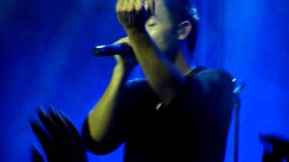 Hoobastank - The reason (live) @ Lisbon 31-07-2011