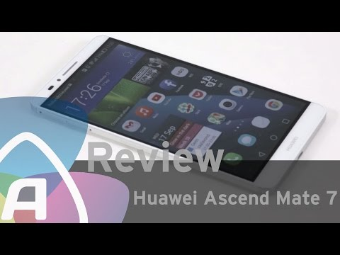 Huawei Ascend Mate 7 Review (Dutch)