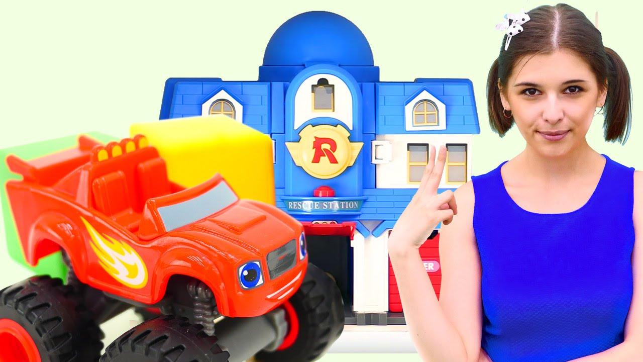 Смотреть видео детские игрушки видео