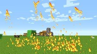 Zaubersprüche | Spezialangriffe in Minecraft Vanilla! Command!