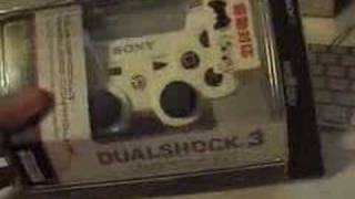 First Dual Shock 3 Unboxing!