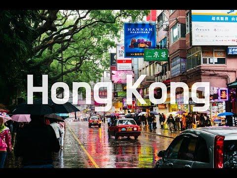 4k Hong Kong Travel #LX100 #홍콩 #여행 영상