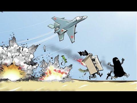 ВКС РФ в Сирии / VKS Russia in Syria