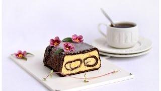 Десерт - манный, «Весь в шоколаде»