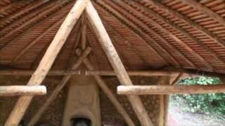 Ben Law Introduces Roundwood Timber Framing