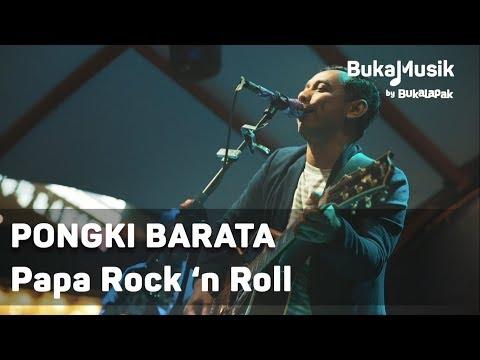 Pongki Barata - Papa Rock 'n Roll (with Lyrics)   BukaMusik