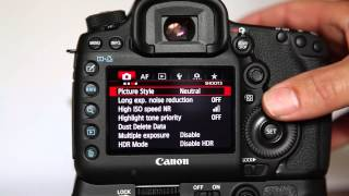 Setting up a Canon 5D Mark 3 (5d mk iii) for Wedding Photography(Here I explain how I set up my Canon 5d Mark 3 for Weddings, specifically inside the Church. These are my preferencs only, if you have other ideas then please ..., 2015-04-22T19:53:23.000Z)