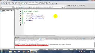 #04 Basic C programming Tutorial in Bangla -