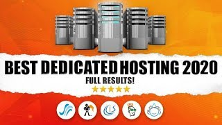 Best Dedicated Server Hosting 2020 (And How To Choose One)
