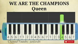 Download lagu melodika queen we are the champions - not pianika