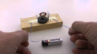 Repeat youtube video Build an Electric Motor