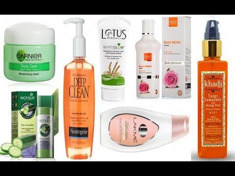 skin care india oily