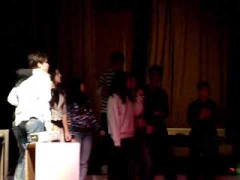 Karaoke Night - Angels (Bell Bedgebury 2009)