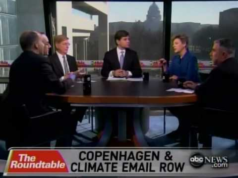 ABC News This Week - Copenhagen and Climategate