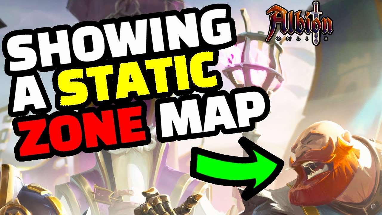 Albion Online - Farming More Static Zones During Fame Week