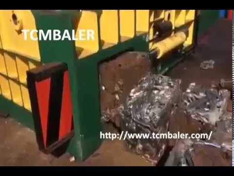 Hydraulic Press Machine/waste Metal Baler/scrap Metal Baler