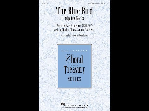 The Blue Bird - Arranged by John Leavitt