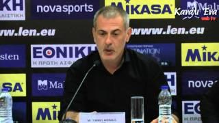 Δήλωση Δημάρχου Πειραιά,Γιάννη Μώραλη,για τη κατασκευή νέου κολυμβητηρίου στο Πειραιά