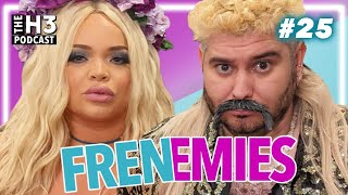 David Dobrik's Lawyers Go After Trisha & Cooking Competition - Frenemies # 25