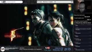Resident Evil 5 Part IV - NRGeek Stream #73