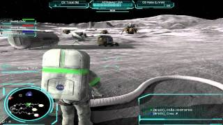 Free to play: Moon Base Alpha HD