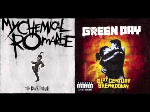 Cancer Guns (Mashup) – My Chemical Romance/Green Day