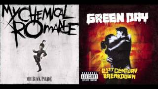 Cancer Guns (Mashup) – My Chemical Romance/Green Day