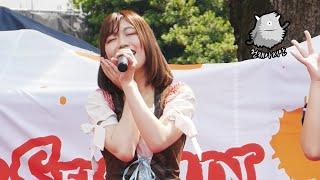후쿠오카를 대표하는 아이돌 크루즈의 공연영상입니다. 오하시역 광장에서 열린 라이브.. 나츠노소라 직캠입니다. 소라짱 사랑해... 육안으로도 소라짱을 보다보니 ...