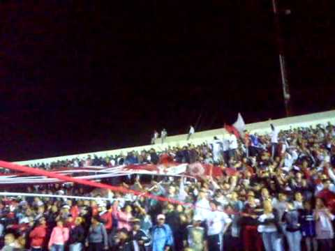 los andes vs temperley martes 16/04/2013 estadio gallardon lomas de zamora