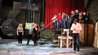 La Cenerentola a Trieste - prove di scena e d'orchestra