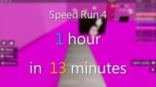 Roblox-velocidade de funcionamento 4 [nível 1 a 30] (Timelapse)