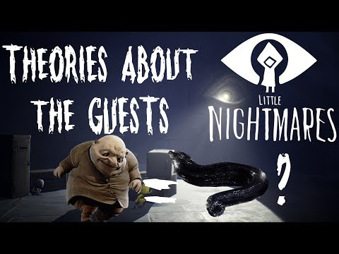 The Guests ARE the Leeches! Theories on the Guests | Little Nightmares